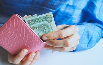 save money in dubai